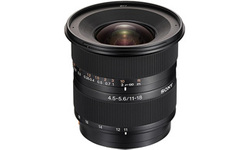 Объектив Sony 11-18mm f/4.5-5.6 DSLRA100